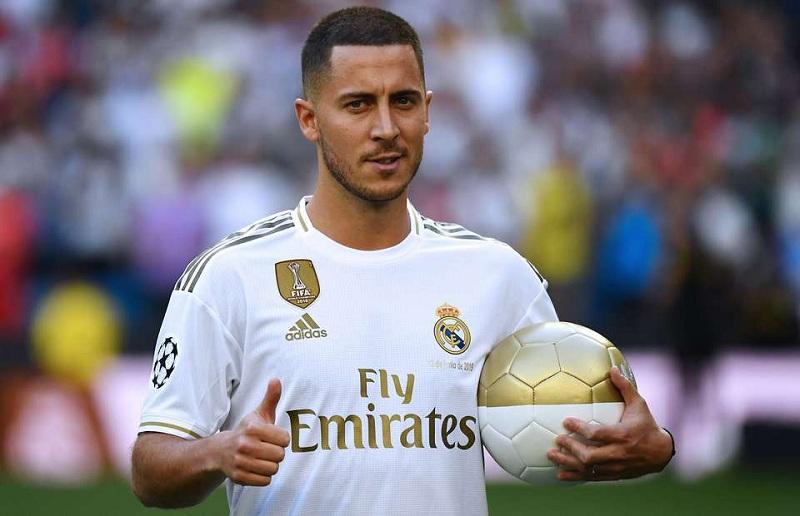 'Реал' определился с суммой, за которую готов продать Азара