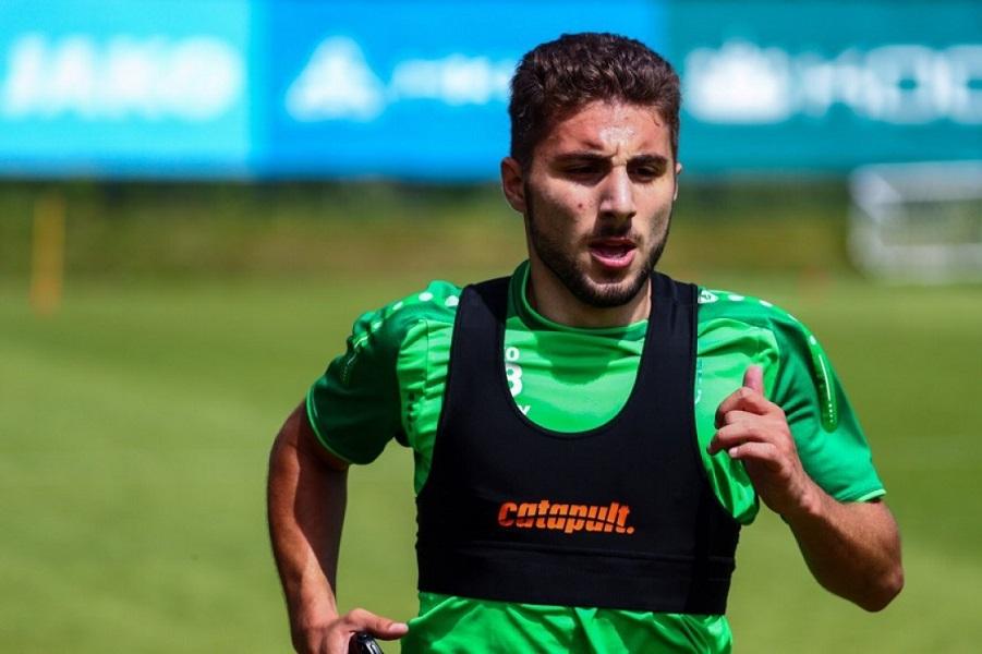 Тульский 'Арсенал' планирует подписать Давиташвили