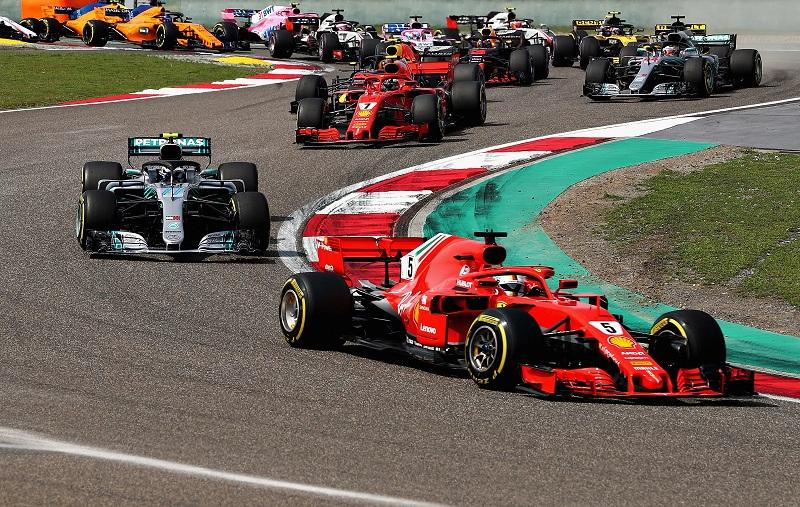 Формула-1, Гран-при Испании, прямая текстовая онлайн трансляция