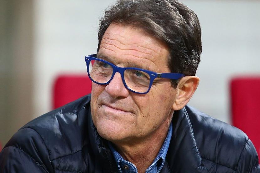 Капелло подверг критике игру 'Милана' и 'Ювентуса'