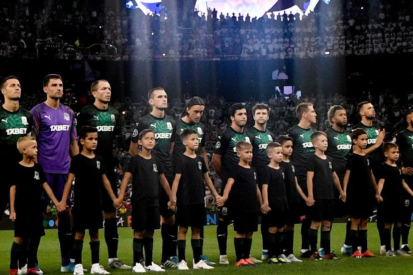 'Краснодар' показал трейлер фильма о дебютном сезоне клуба в Лиге Чемпионов. ВИДЕО