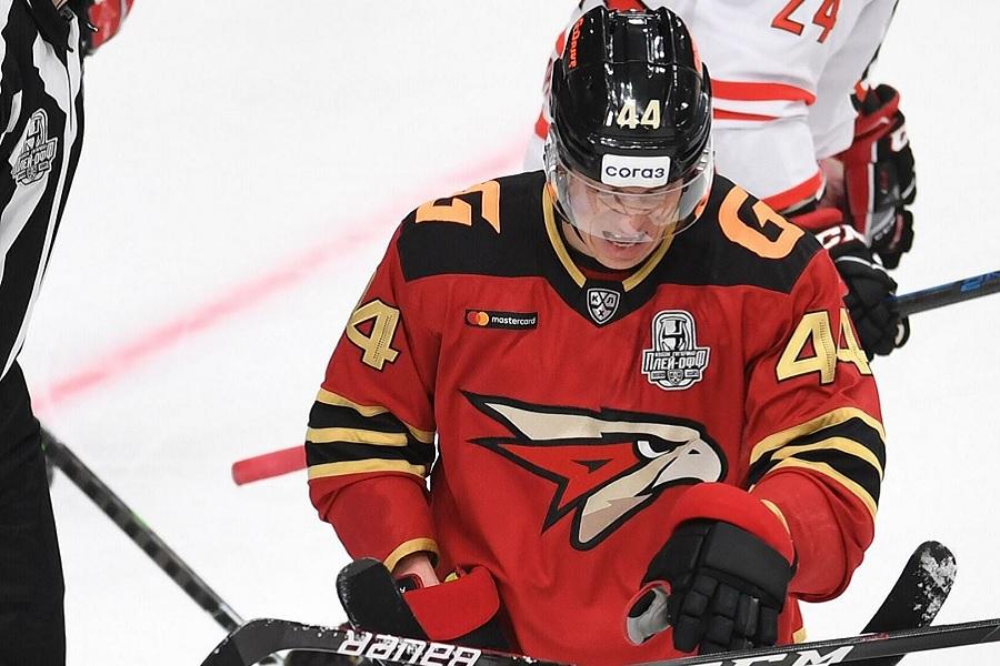 Шарипзянов сообщил, что не поедет на чемпионат мира по хоккею