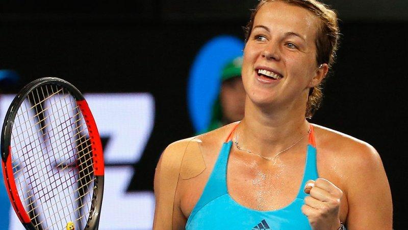 Теннис, WTA Рим, Первый круг, Павлюченкова - Мугуруса, Прямая текстовая онлайн трансляция