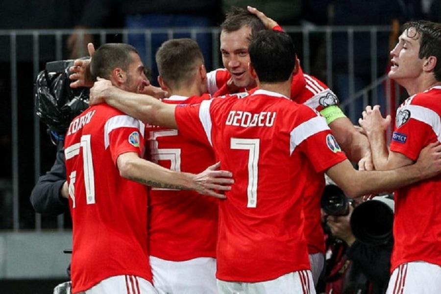 Представлен расширенный список сборной России для подготовки к чемпионату Европы