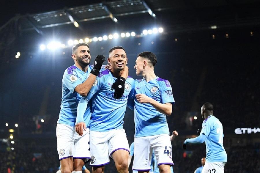 'Манчестер Сити' стал чемпионом Англии