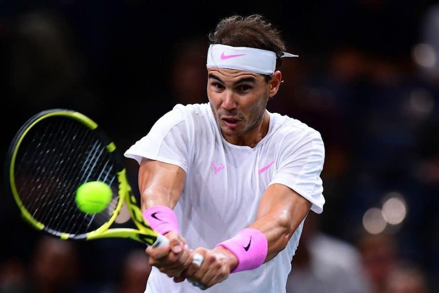 Надаль: 'Появились молодые теннисисты, но я продолжу бороться'