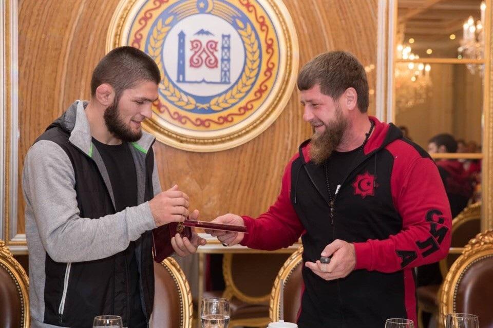 Кадыров предложил Нурмагомедову сразиться с чеченскими бойцами
