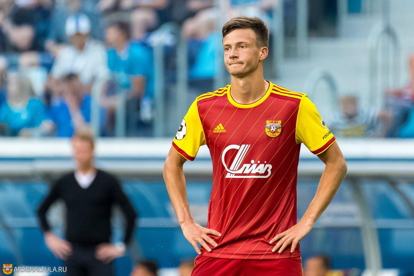 Лесовой отреагировал на возможный переход Бакаева в московское 'Динамо'
