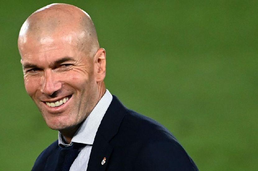 Зидан хочет покинуть 'Реал' летом из-за моральной усталости