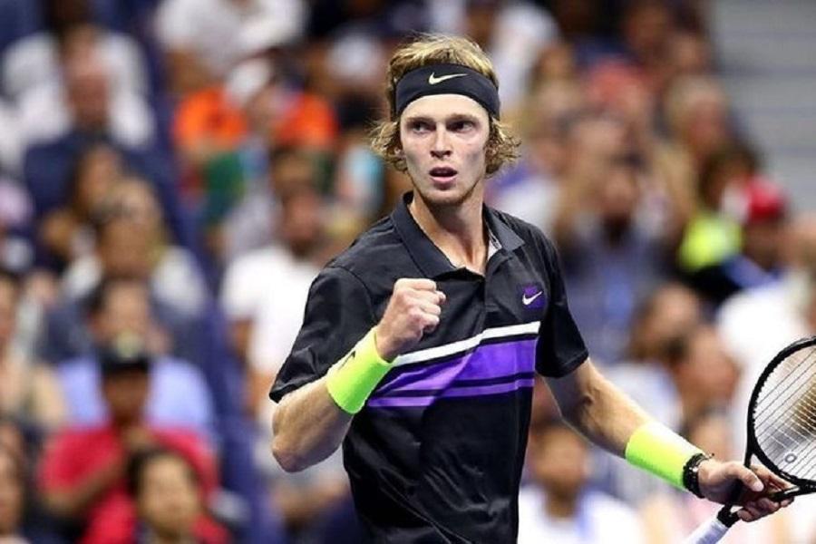 Четвертьфинальный матч Рублёв - Сонег в Риме перенесён на субботу