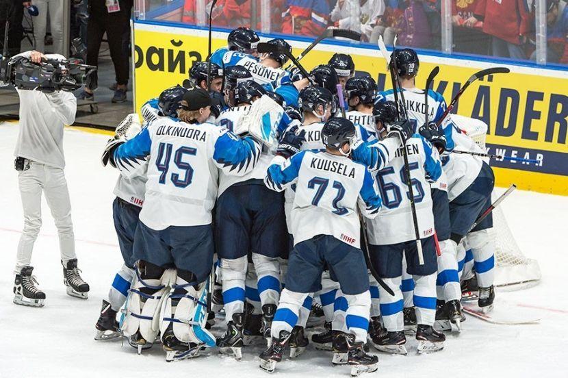 Хоккей, Евротур, Чешские игры, Швеция - Финляндия, прямая текстовая онлайн трансляция