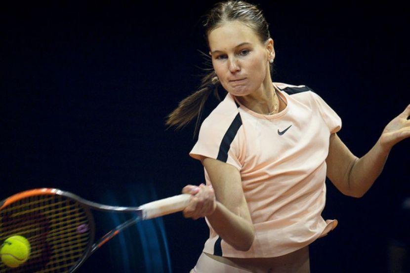 Кудерметова и Гауфф проиграли в четвертьфинале турнира в Риме в парном разряде