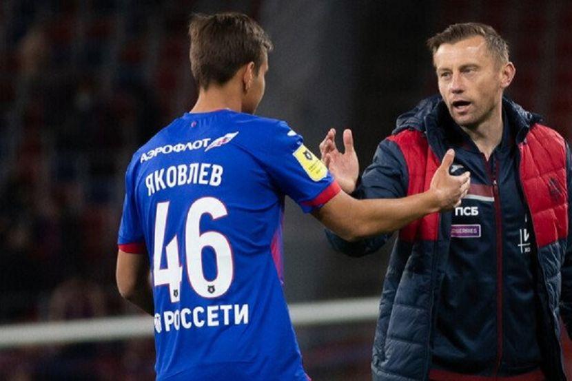 Олич: 'ЦСКА очень легко пропустил два гола в матче с 'Динамо'. Это детские ошибки'