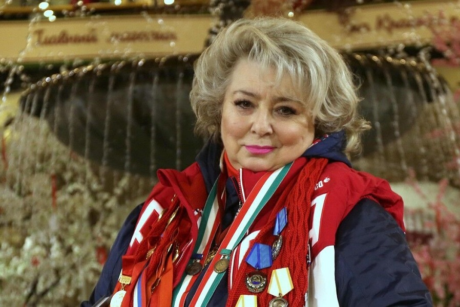 Тарасова заступилась за Дудакова: 'Американцы придумали сказку о злых русских тренерах'