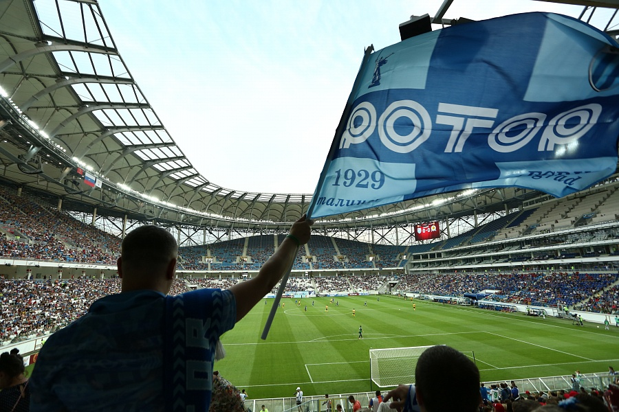 'Ротор' хочет расширить РПЛ до 18 клубов