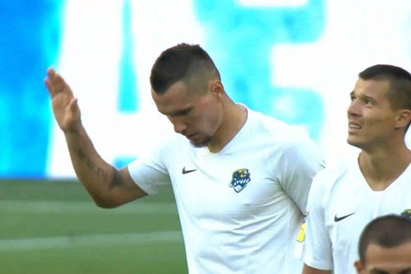 Бабаев ответил на вопрос о переходе Заболотного в ЦСКА: 'Пока мы не хотим это обсуждать'