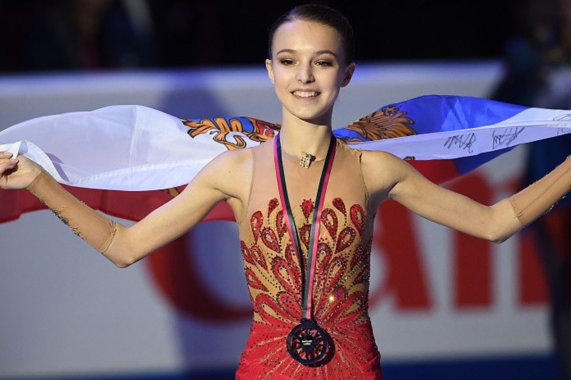 Щербакова: 'Три титула ЧМ или один на Олимпиаде? Здесь всё очень неоднозначно'