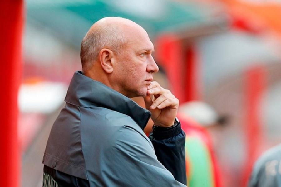 Главный тренер 'Ротора' Батуренко рассказал о своём будущем
