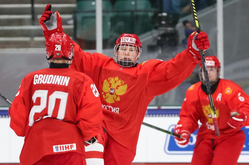 Объявлен состав сборной России по хоккею на матч ЧМ-2021 с Великобританией