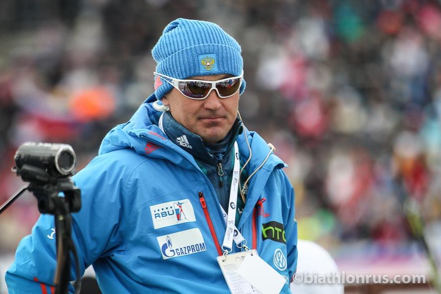 Башкиров рассказал, где пройдут сборы мужской национальной команды по биатлону