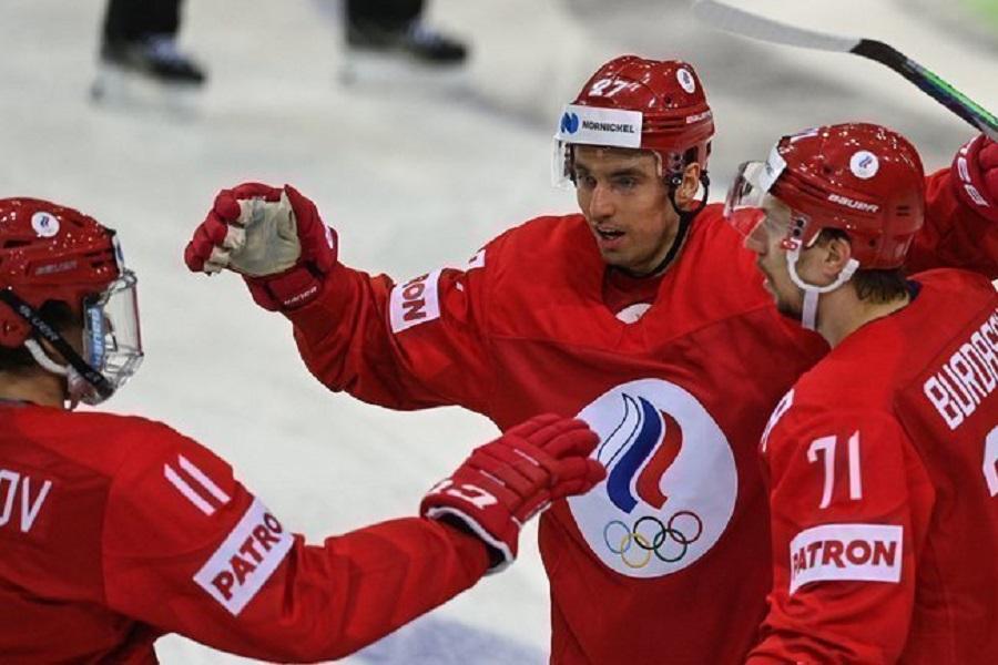Россия – Словакия – 1:1: классный выстрел Толчинского. ВИДЕО