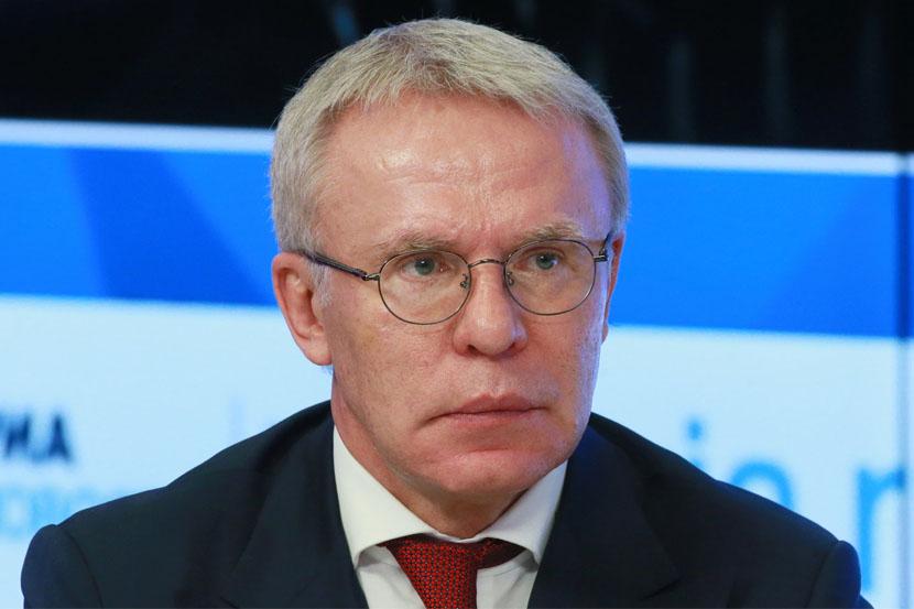 'Полный беспредел'. Фетисов — о снятии флага IIHF в Риге