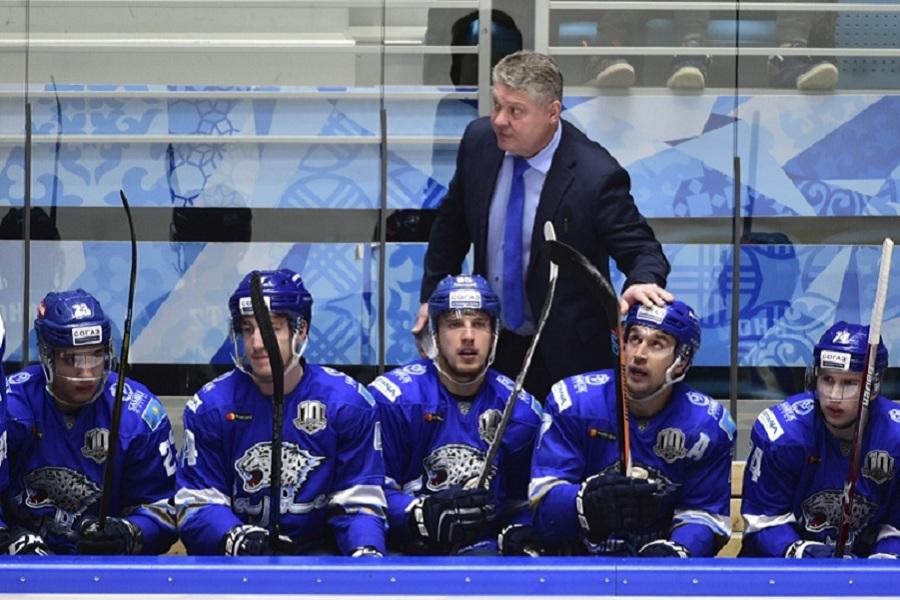 Главный тренер сборной Казахстана высказался об исторической победе команды в матче ЧМ по хоккею