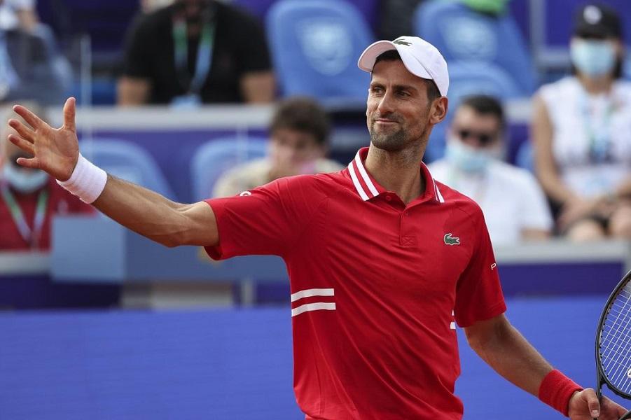 Джокович выиграл турнир в Белграде