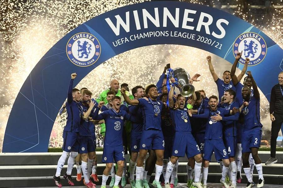Как 'Челси' сенсационно обыграл 'Манчестер Сити' и выиграл Лигу чемпионов. Видео