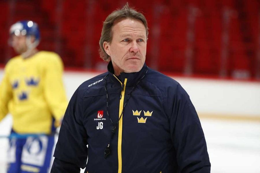 Главный тренер сборной Швеции прокомментировал исторический вылет команды с чемпионата мира