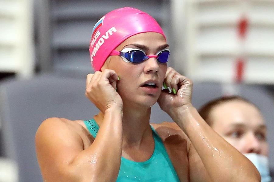 Ефимова выиграла 100-метровку брассом на этапе 'Маре Нострум'