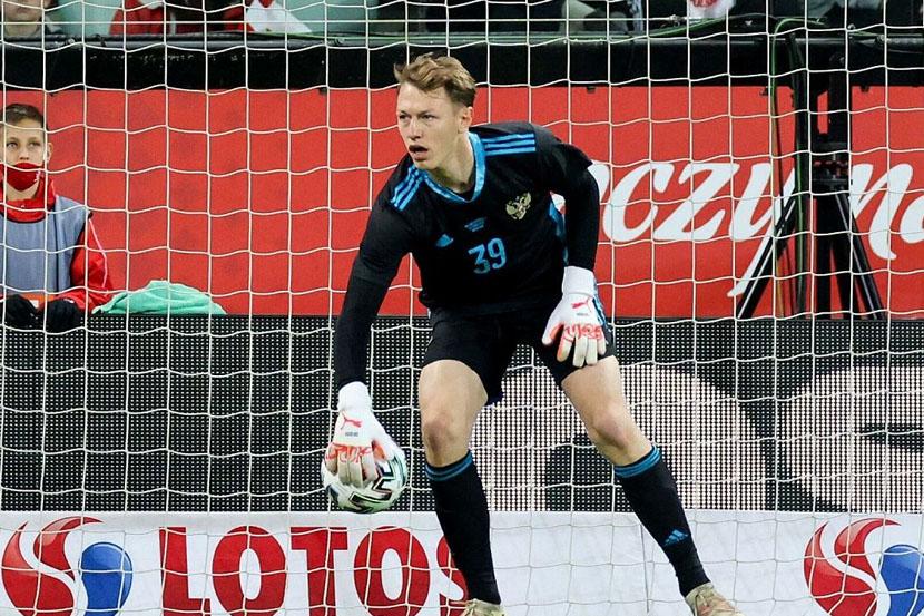 Сафонов прокомментировал свой дебют в сборной России