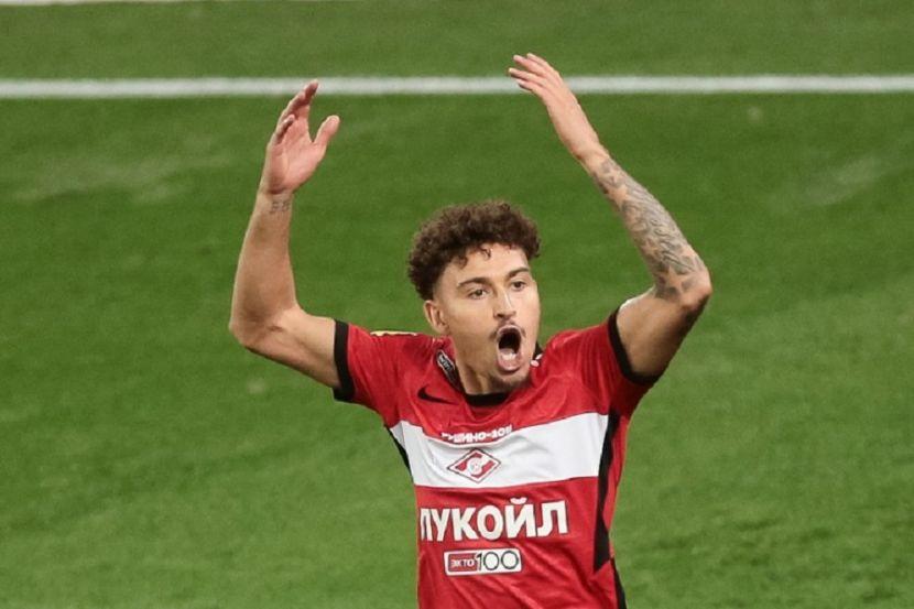 'Вольфсбург' собирается приобрести форварда 'Спартака' Ларссона