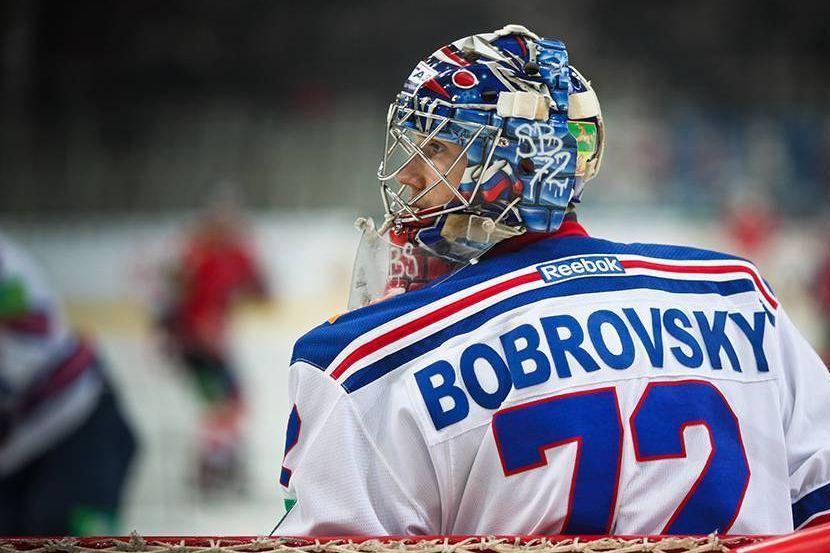 Тренер Канады ожидает, что в четвертьфинале ЧМ в воротах России появится Бобровский