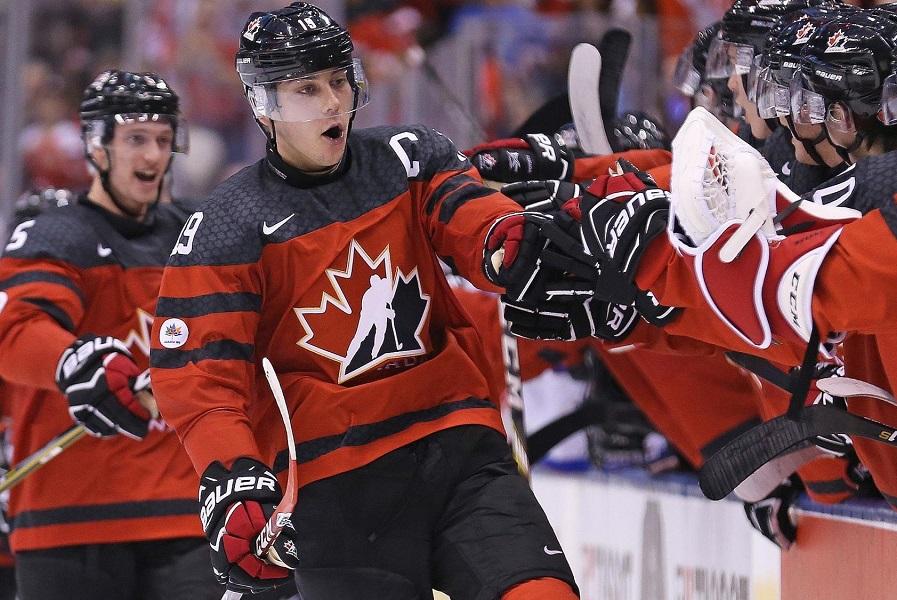 Как Канада разобралась с США в видеообзоре полуфинального матча ЧМ-2021