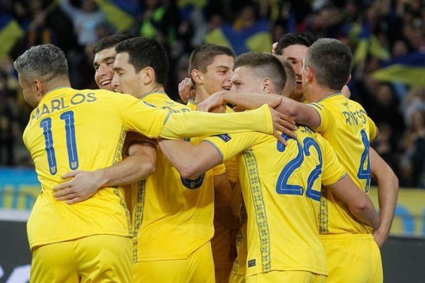 Украина представила скандальную форму на Евро-2020. Фото
