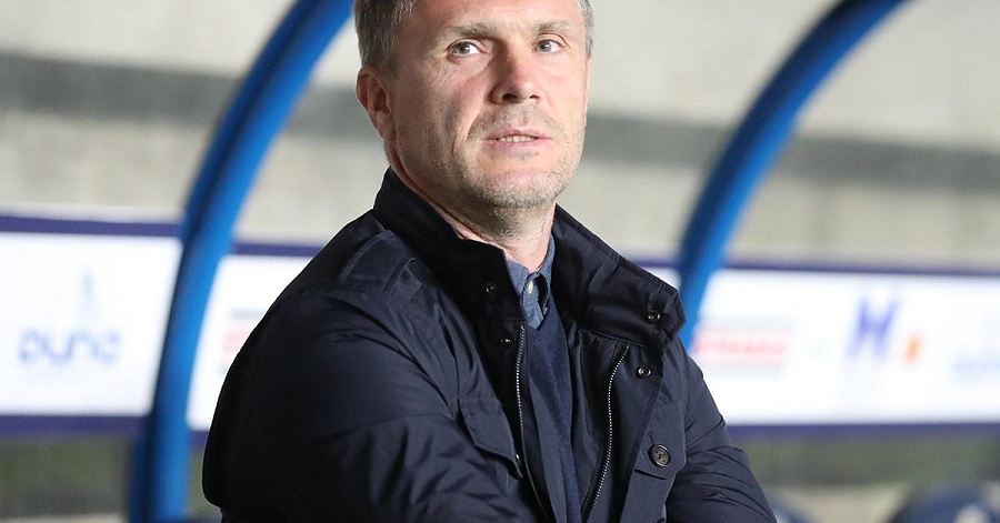 Официально: Ребров возглавил клуб из ОАЭ