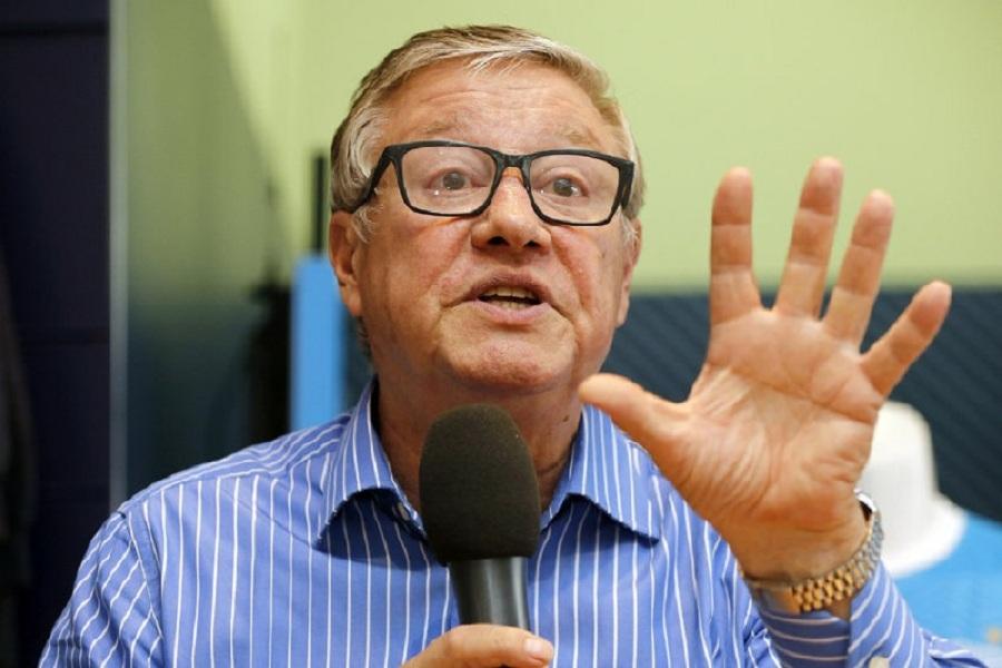 Орлов: 'Критиковал Дзюбу, он понял, что надо меняться, сейчас к нему нет вопросов'