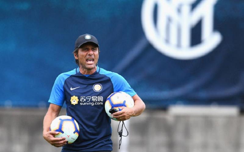 Президент 'Интера' назвал причины расставания с Конте, с которым клубом выиграл чемпионат Италии