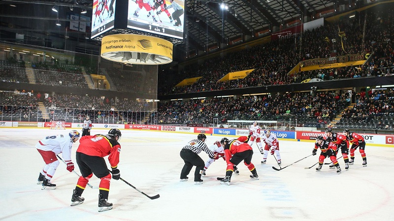 Стал известен состав групп следующего чемпионата мира по хоккею