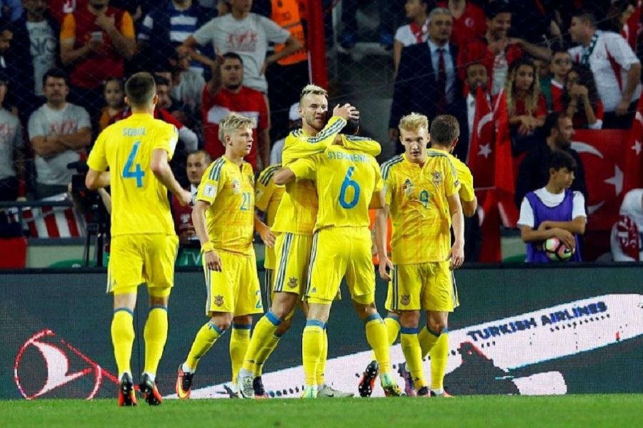 Глава УАФ: 'Очень приятно, что дизайн формы сборной Украины вызвал положительные отзывы'