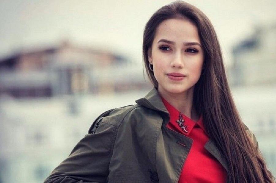 Загитова в июле выступит в шоу Навки. ФОТО