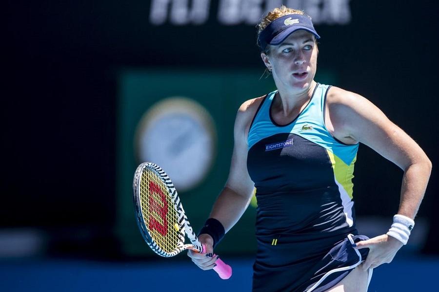 Павлюченкова объяснила, почему написала на камере 'мяу' после выхода в 1/2 Roland Garros
