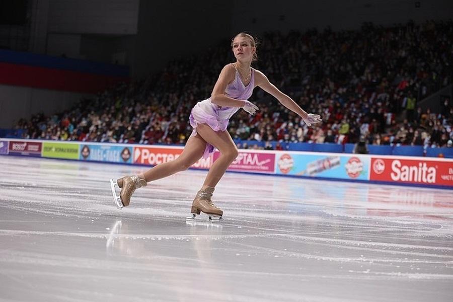 Трусова сообщила, что в Китае появилась её официальная фан-группа. ФОТО