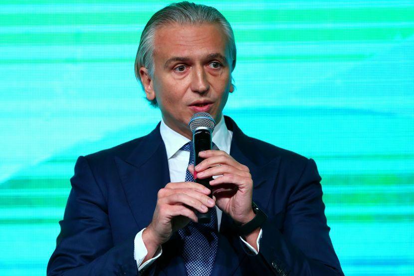 Президент РФС Дюков рассказал о задачах сборной России на Евро-2020