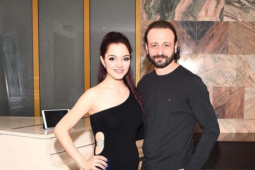 Авербух показал репетицию Медведевой для выступления в шоу. ВИДЕО
