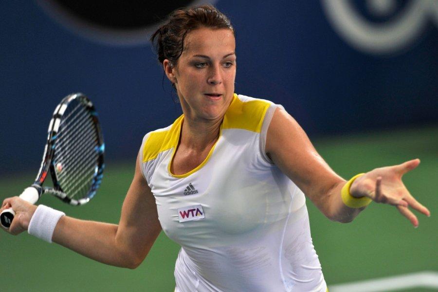 Павлюченкова – первая после Шараповой россиянка, пробившаяся в финал турнира 'Большого шлема'