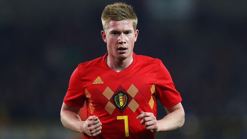 Де Брюйне не тренируется перед матчем Бельгии с Россией