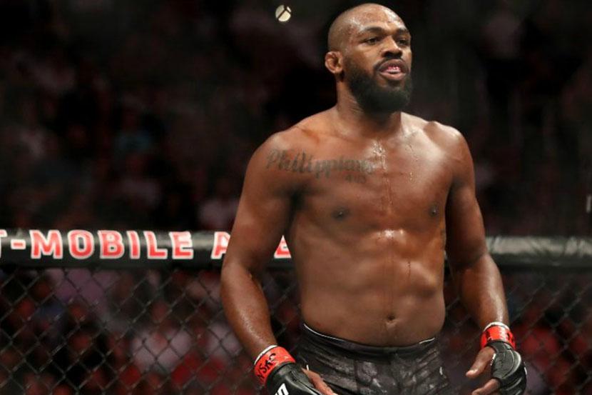 Джонс ответил на вызов чемпиона UFC Нганну