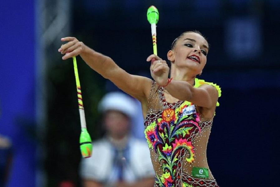 Арина Аверина выиграла золото чемпионата Европы в многоборье